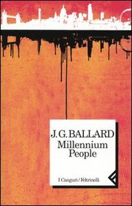 Libro Millennium people James G. Ballard