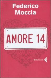 Amore 14 - Federico Moccia - copertina