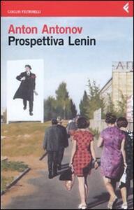 Prospettiva Lenin - Anton Antonov - copertina
