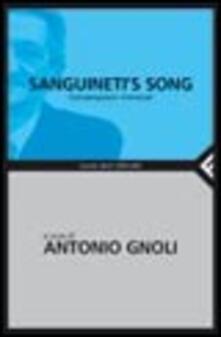 Ristorantezintonio.it Sanguineti's song. Conversazioni immorali Image