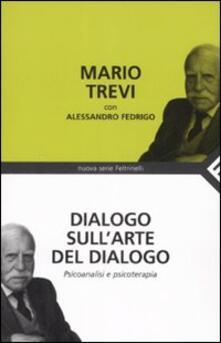Nicocaradonna.it Dialogo sull'arte del dialogo. Psicoanalisi e psicoterapia Image