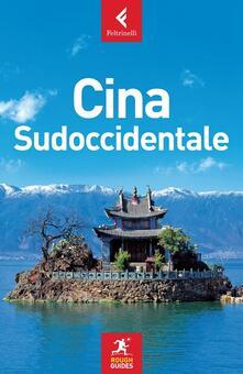 Cina sudoccidentale - David Leffman - copertina