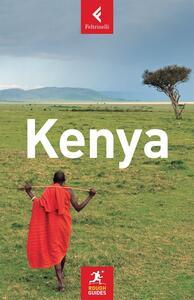 Kenya - Richard Trillo - copertina