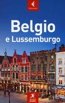 Belgio e Lussemburgo - Martin Dunford,Phil Lee,Emma Thomson - copertina