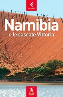 Namibia e le cascate Vittoria - Sara Humphreys - copertina