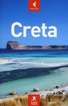 Creta - John Fisher,Geoff Garvey - copertina