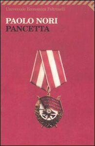 Libro Pancetta Paolo Nori