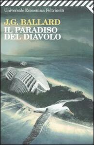 Il paradiso del diavolo - James G. Ballard - copertina
