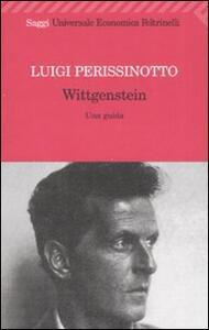 Wittgenstein. Una guida - Luigi Perissinotto - copertina
