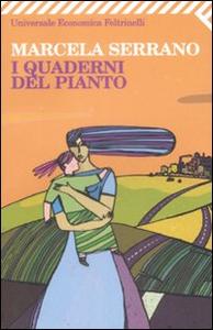 Libro I quaderni del pianto Marcela Serrano