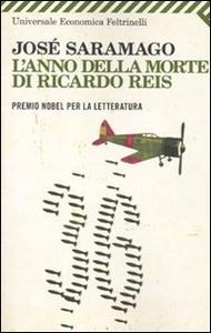 Libro L' anno della morte di Ricardo Reis José Saramago