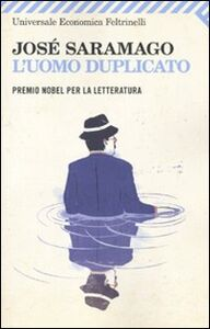 Libro L' uomo duplicato José Saramago