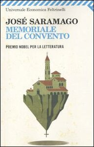 Libro Memoriale del convento José Saramago