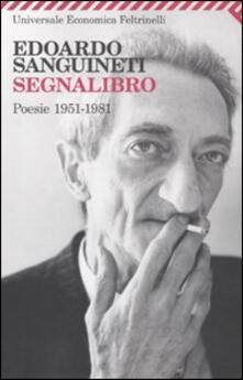 Daddyswing.es Segnalibro. Poesie 1951-1981 Image