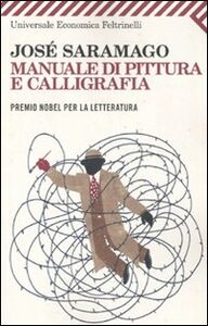 Libro Manuale di pittura e calligrafia José Saramago