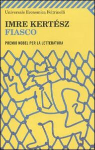 Libro Fiasco Imre Kertész