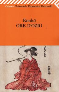 Libro Ore d'ozio Kenko Yoshida