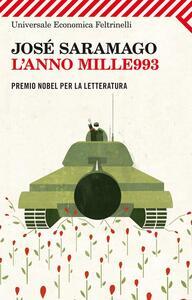 L' anno mille993 - José Saramago - copertina