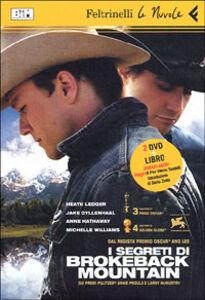 Libro I segreti di Brokeback Mountain. 2 DVD. Con libro Ang Lee