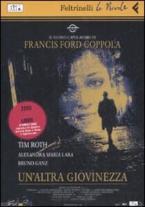 Un' altra giovinezza. 2 DVD. Con libro - Francis Ford Coppola - copertina