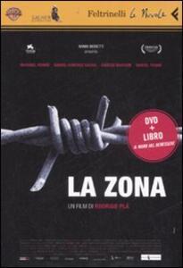 La zona. DVD. Con libro - Rodrigo Plà - copertina