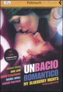 Libro Un bacio romantico. DVD. Con libro Wong Kar Way