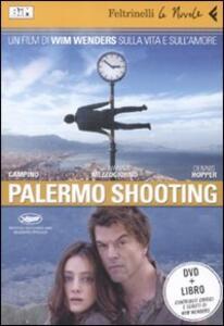 Palermo shooting. DVD. Con libro - Wim Wenders - copertina
