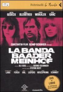 La banda Baader-Meinhof. DVD. Con libro - Udi Edel - copertina