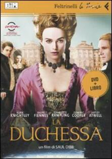 Listadelpopolo.it La duchessa. DVD. Con libro Image
