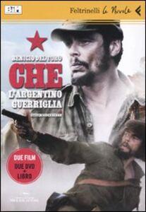 Libro Che. L'argentino-Che. Guerriglia. 2 DVD. Con libro Steven Soderbergh