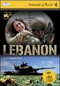 Foto Cover di Lebanon. DVD. Con libro, Libro di Samuel Maoz, edito da Feltrinelli
