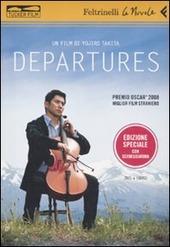 Departures. DVD. Con libro