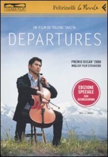 Voluntariadobaleares2014.es Departures. DVD. Con libro Image