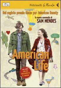 Libro American life. DVD. Con libro Sam Mendes