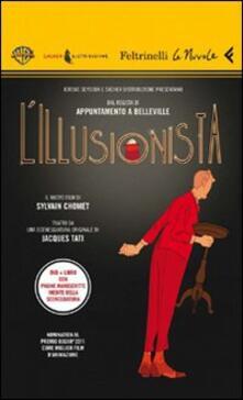 L illusionista. DVD. Con libro.pdf