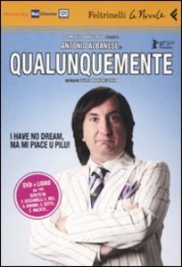 Libro Qualunquemente. DVD. Con libro Giulio Manfredonia