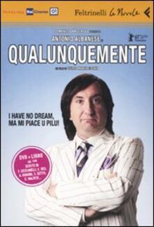 Filmarelalterita.it Qualunquemente. DVD. Con libro Image