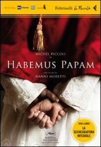 Libro Habemus Papam. DVD. Con libro Nanni Moretti
