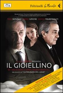 Il gioiellino. DVD. Con libro. Con CD Audio - Andrea Molaioli - copertina
