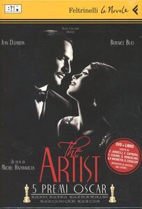 The Artist. DVD. Con libro - Michel Hazanavicius - copertina