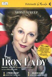 Libro The Iron Lady. DVD. Con libro Phyllida Lloyd