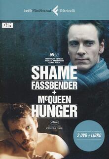 Camfeed.it Shame e Hunger. 2 DVD. Con libro Image