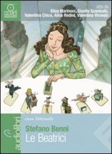 Ascotcamogli.it Le Beatrici letto da Valentina Chico, Elsa Marinoni, Alice Redini, Valentina Virando. Audiolibro. CD Audio formato MP3 Image