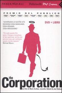 The corporation. DVD. Con libro
