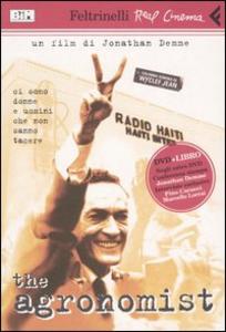 Libro The agronomist. DVD. Con libro Jonathan Demme