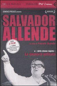 Libro Salvator Allende-La memoria ostinata. DVD. Con libro Patricio Guzmán