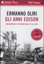 Gli anni Edison. Documentari e cortometraggi (1954-1958). DVD. Con libro