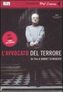Foto Cover di L' avvocato del terrore. DVD. Con libro, Libro di Barbet Schroeder, edito da Feltrinelli