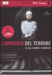 Daddyswing.es L' avvocato del terrore. DVD. Con libro Image