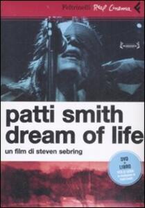 Patti Smith. Dream of life. DVD. Con libro
